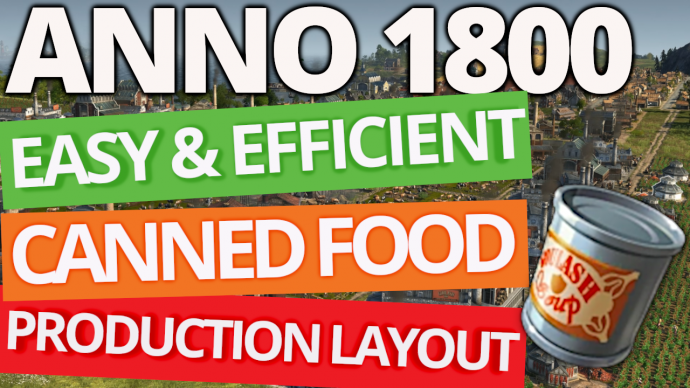 anno 1800 layout guide